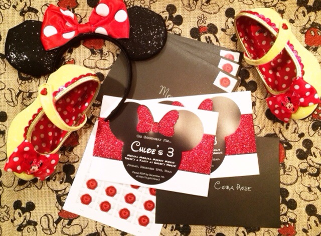 Diy Mouse Diy Minnie Mickey Mouse