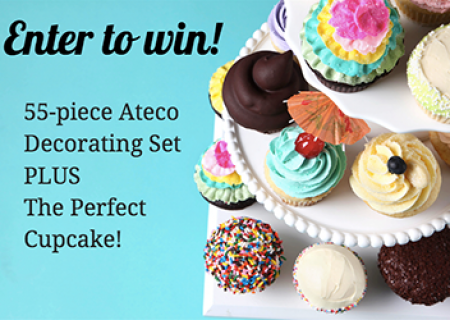 Craftsy Cupcake Giveaway!